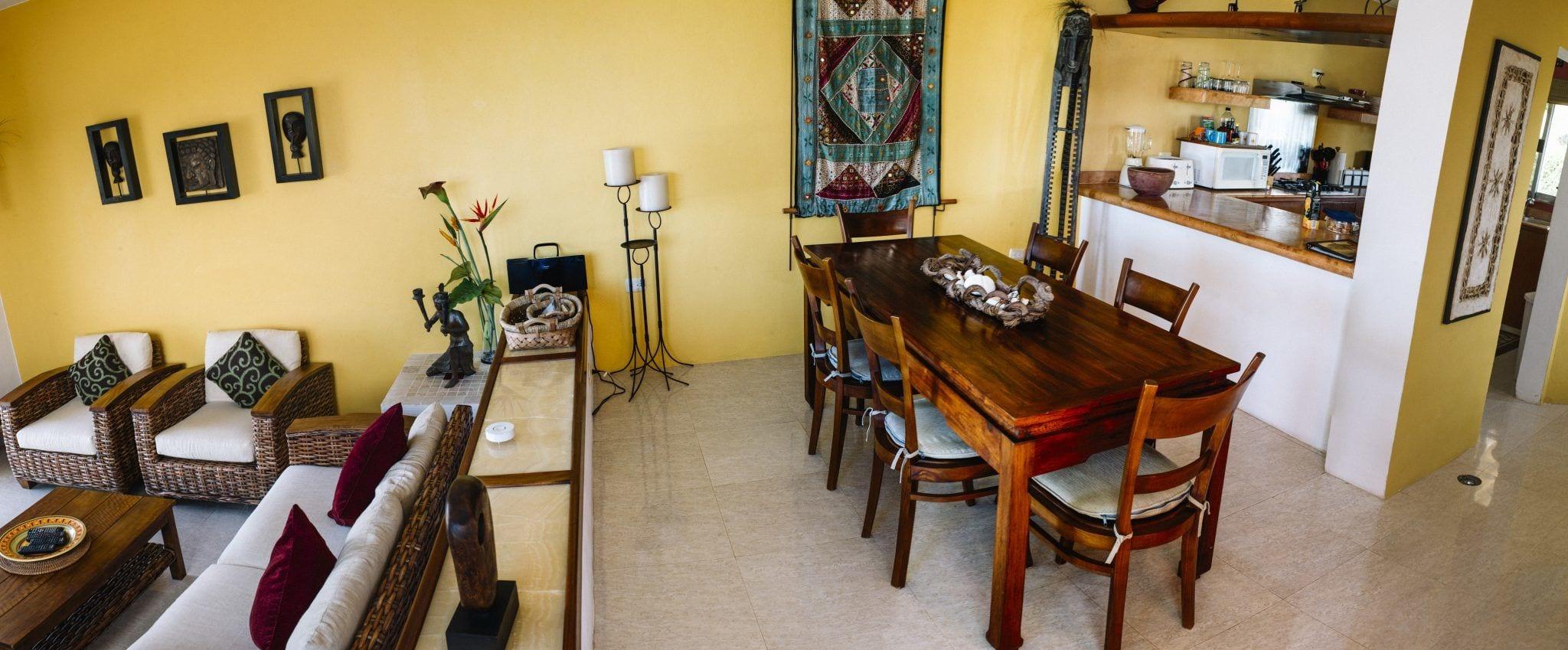 Casa A Dining Room