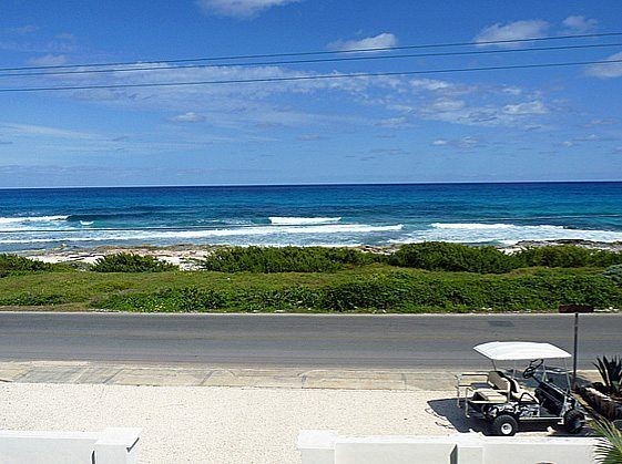 View From Casita Guest Suite Balcony - Isla Mujeres Vacation Rental