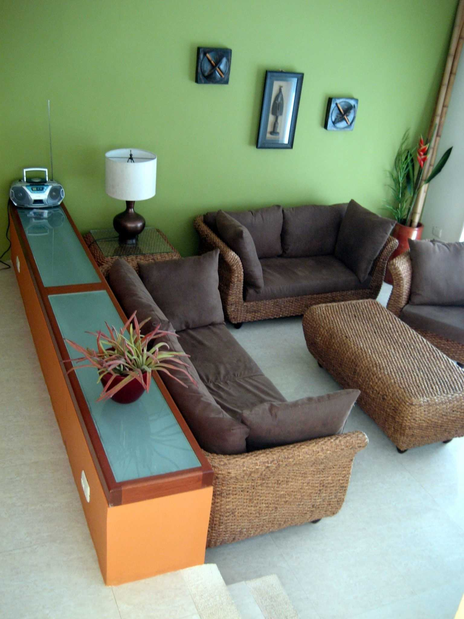 Casita B - Living Room