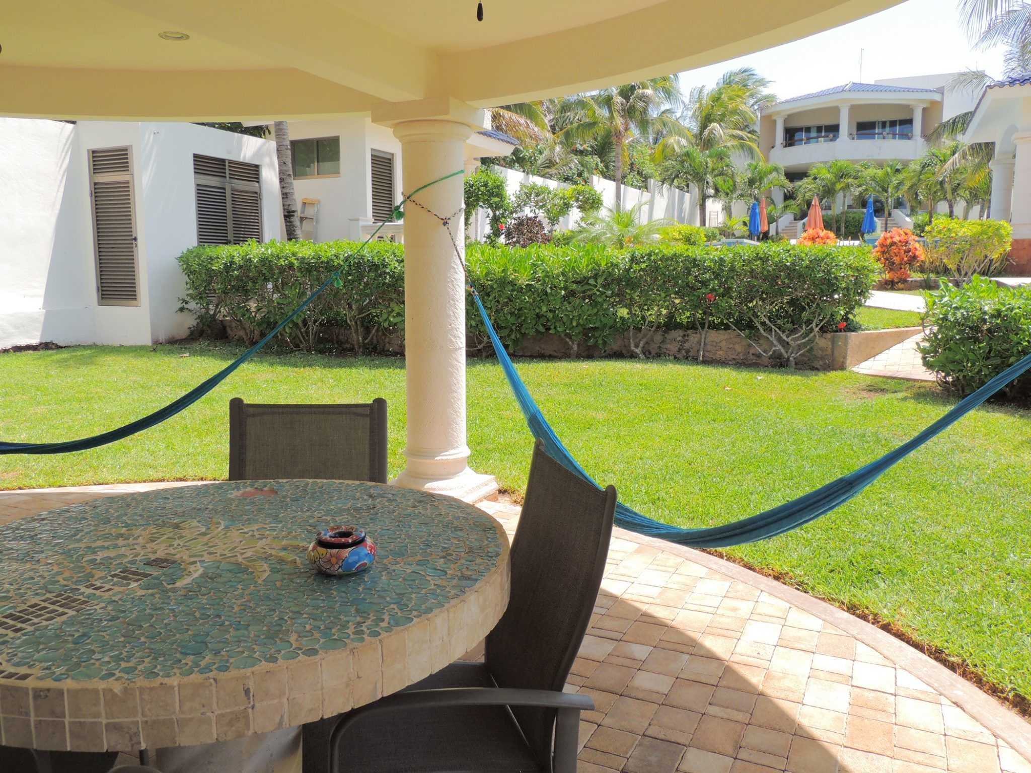 Casitas - Covered Patio