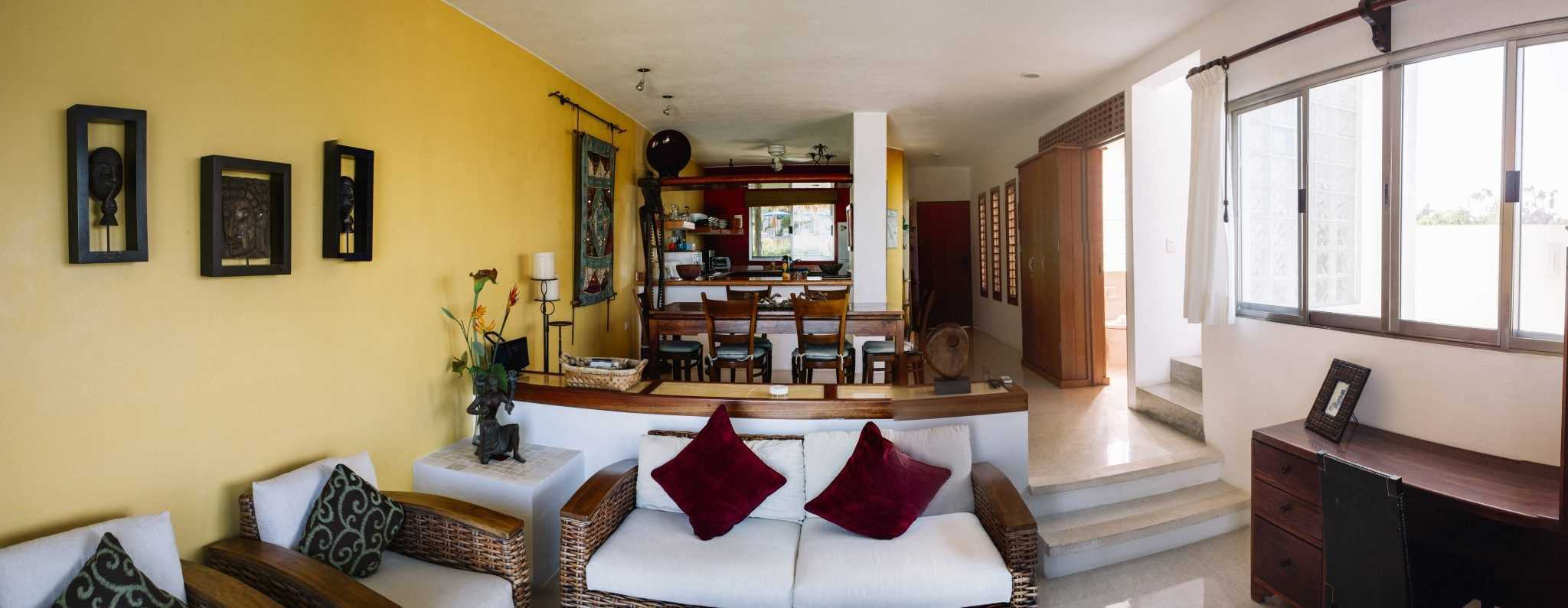 Casita A - Living Room