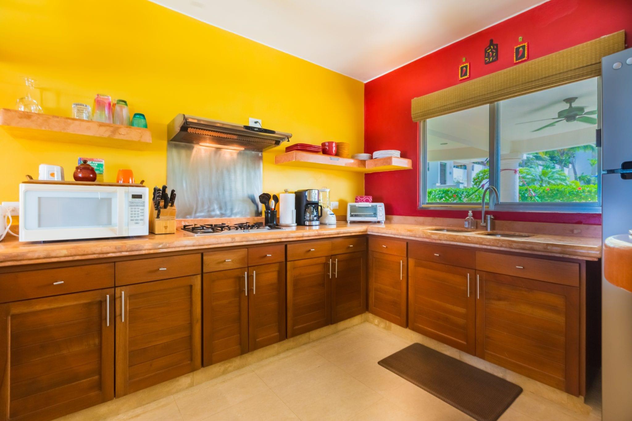 Casita A - Kitchen