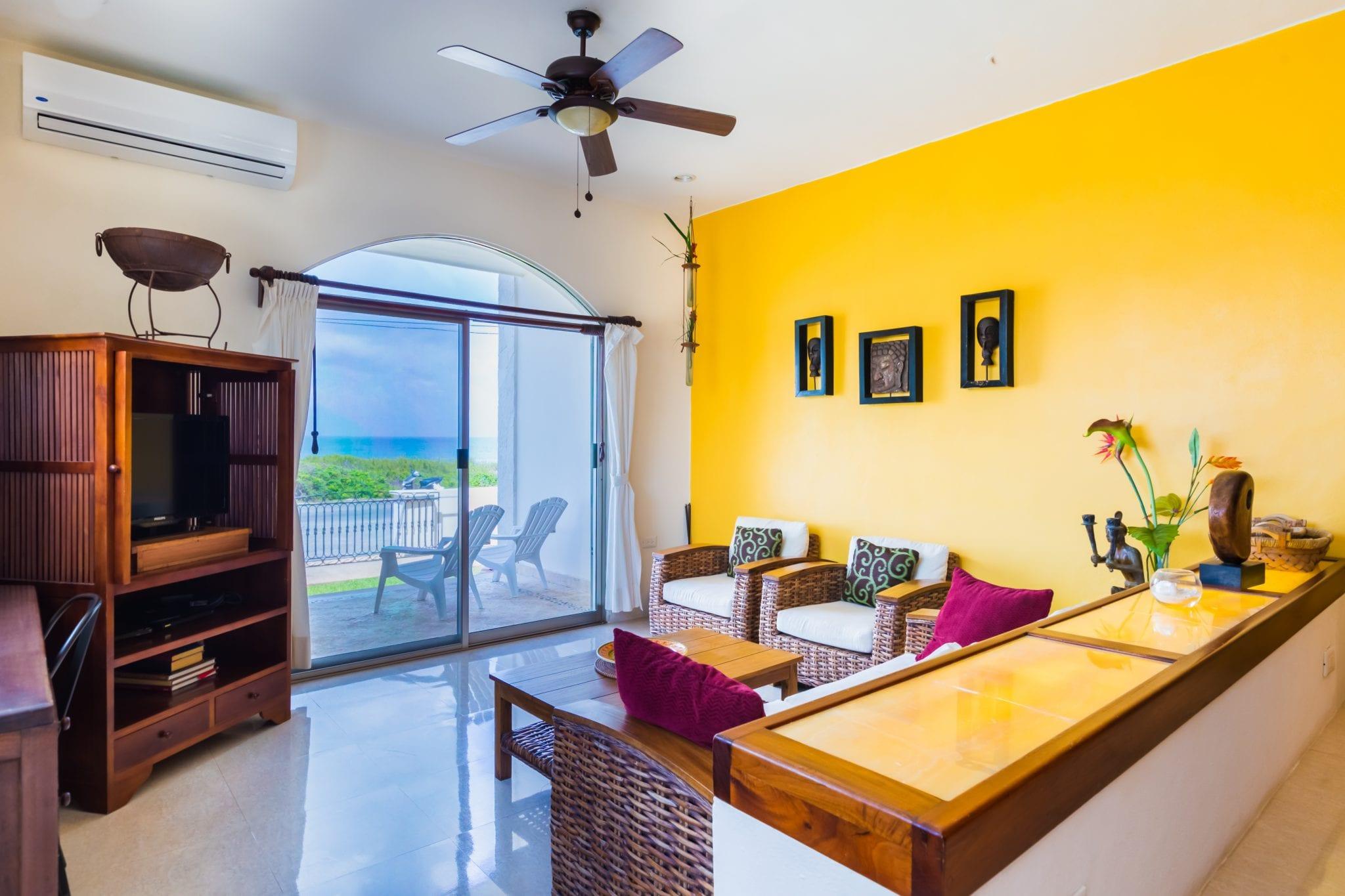 Casita A - Living Room