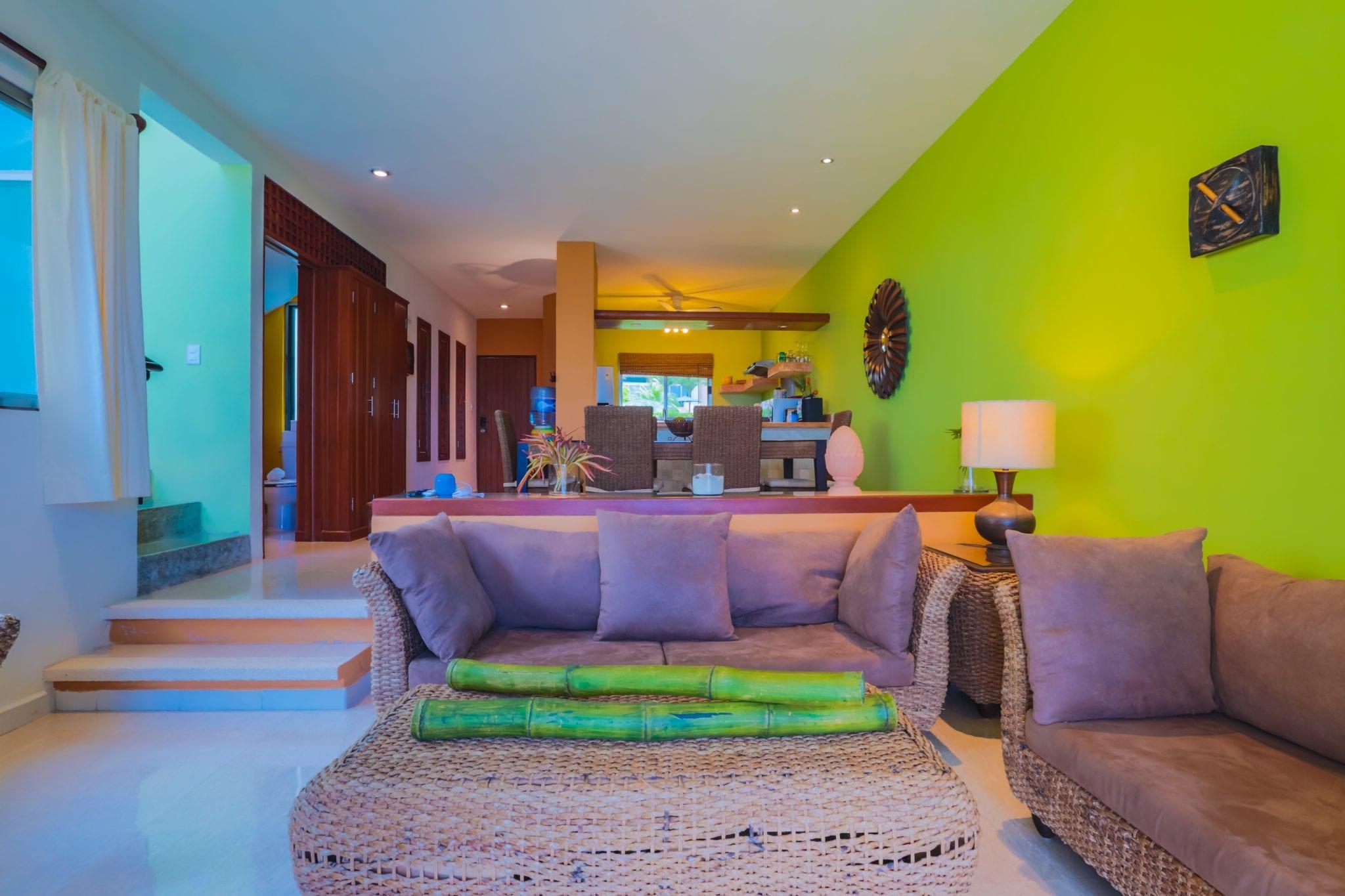 Casita B - Living Room